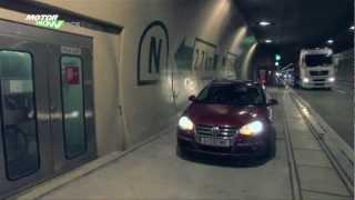 Tunneltest 2012