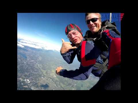 William Swanson's Tandem skydive!