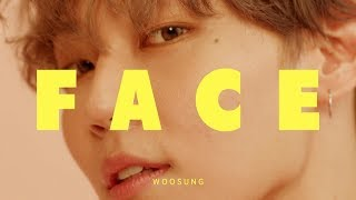 "김우성(WOOSUNG) -  ""FACE"" Official Music Video"