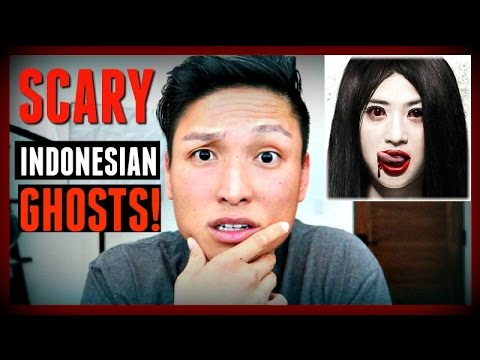 FAMOUS INDONESIAN GHOST TALES!