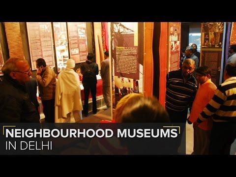 Neighbourhood Museums Preserving Delhi Commonfolk's History