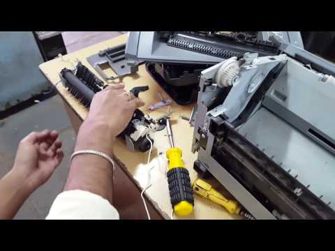 canon lbp 2900 printer repair || canon lbp 2900b fuser repairing solution