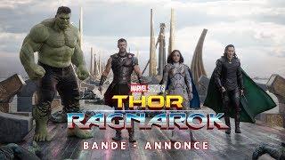 Thor : Ragnarok - Nouvelle bande-annonce (VOST)