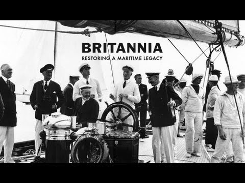 Rebuilding the Kings Yacht BRITANNIA - Full Version
