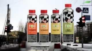Система Roil Platinum для автомобиля. Повышение мощности двигателя и его защита