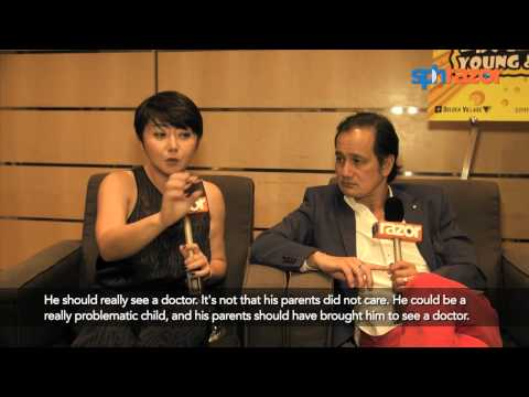 Amos Yee: Celeb parents say parents are to blame