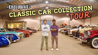 MOST EXPENSIVE HIDDEN CAR COLLECTION IN SAUDI ARABIA *full tour* !!! - Teen Car Manics