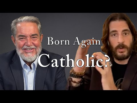 Jonathan Roumie on Being a Born Again CATHOLIC