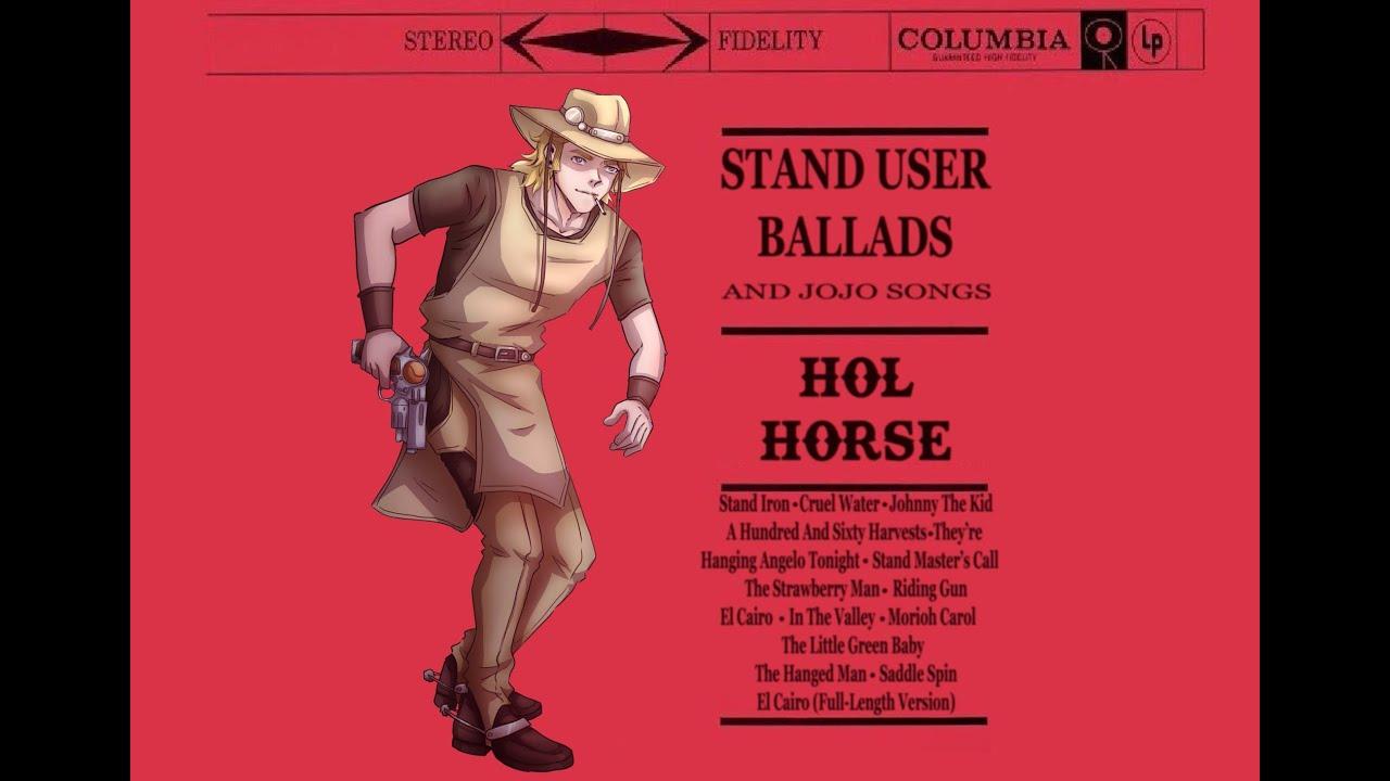 """Stand Iron"" (A JoJo Song Parody by: Riverdude & Chase Hukill)"