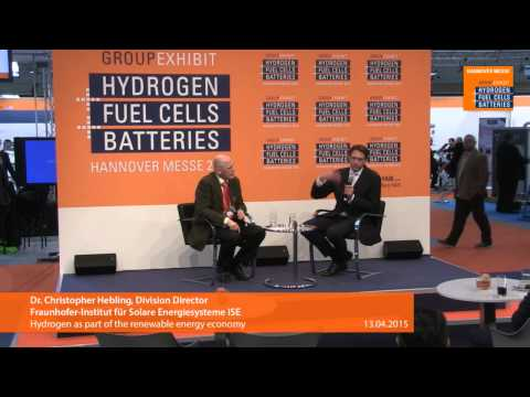 Hydrogen as part of the renewable energy economy