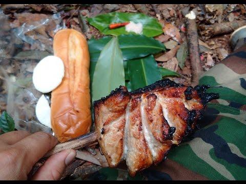 Phần 1/3: Ký sự đi rừng hái Lan một mình | Orchid Hunter