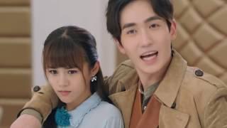 Granting You a Dreamlike Life  sweet kiss  Zhu Yi Long and An Yue Xi