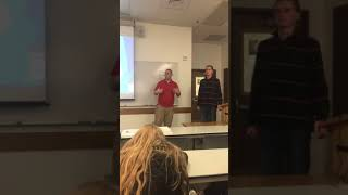 Cameron and Jordan Science Class April 2018- Autism and Vaccinations