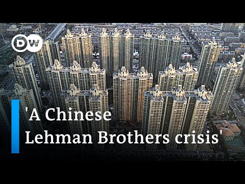 Behind the collapse of Chinese property giant Evergrande