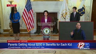 VIDEO NOW: Gov. Raimondo releases 6 indicators state is looking at to reopen economy