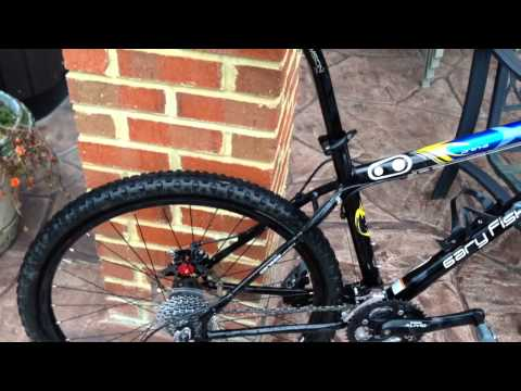 Mountain Bike Check | Gary Fisher
