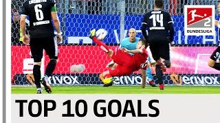 Top 10 Best Bundesliga 2 Goals So Far