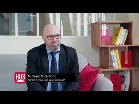 Michael Miramond, directeur retail, luxe & CPG – IBM France