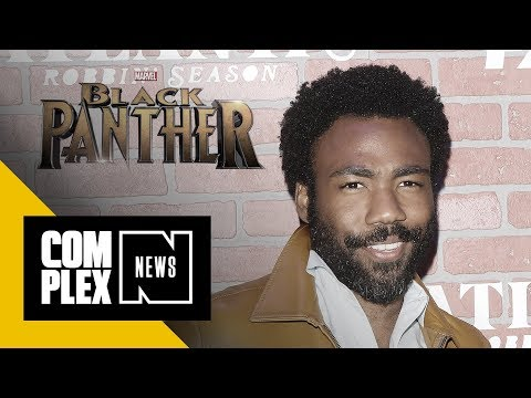 Here's How Donald Glover Helped on the 'Black Panther' Script