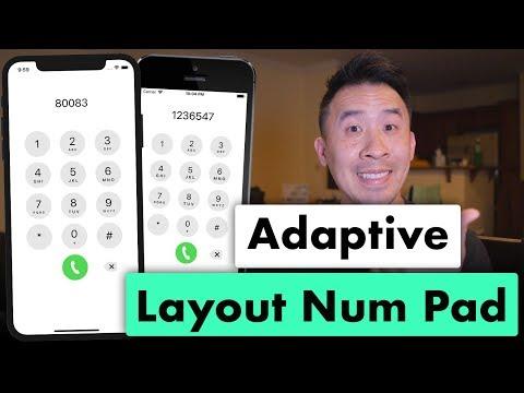 Adaptive Layout Number Pad (Ep 1)