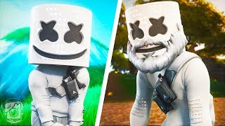 THE LIFE & DEATH OF MARSHMELLO... (A Fortnite Movie)