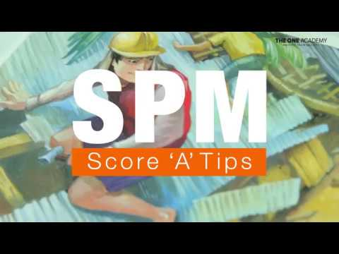 Let's score A in Arts for #SPM 2017! EP 1