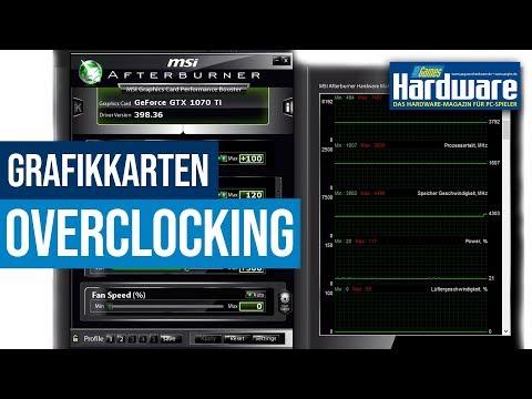 Grafikkarten Overclocking-Guide | Mit MSI Afterburner für Nvidia-Karten