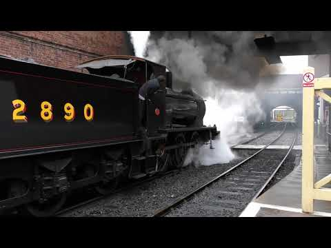 LNER A4 60009 Union of South Africa Man/Vic & ELR 12-13 October 2017