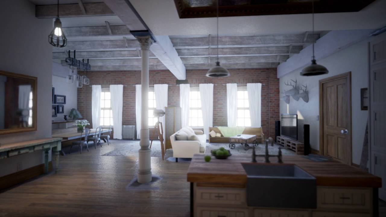 UE4 Apartment; Morning Lighting & UE4 Apartment; Morning Lighting - YouTube azcodes.com