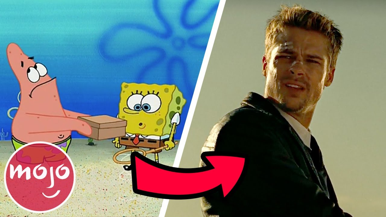Download Top 10 Things You Didn't Notice in SpongeBob SquarePants