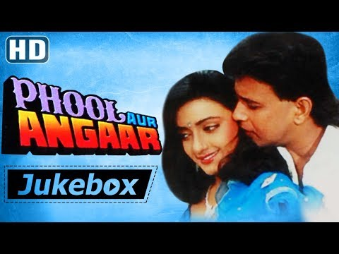 Phool Aur Angaar 1993 Songs  Mithun Chakraborty, Shantipriya  90s Hindi Songs
