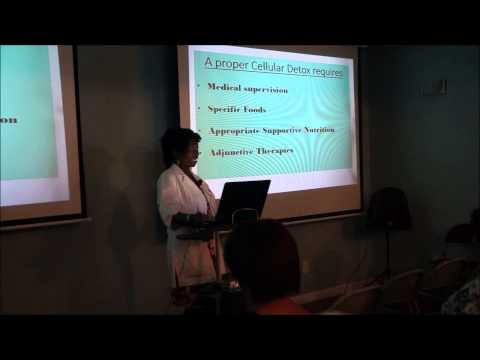 Dr  Amani Flood - Cellular Detox Lecture