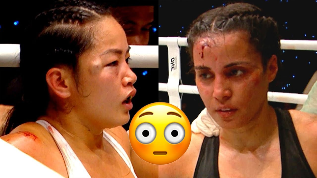 ALL-OUT WAR 😤 Bi Nguyen vs. Puja Tomar Was INTENSE