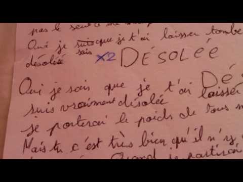 Sorry Justin Bieber(  Version  Française)