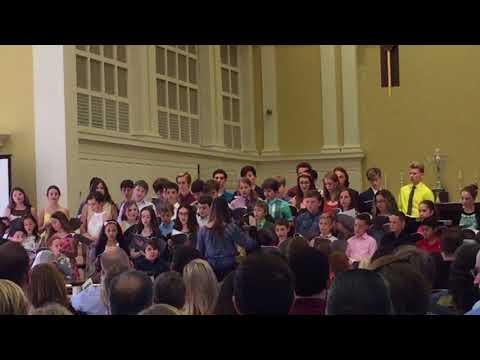 Louisville Classical Academy Choir Performance
