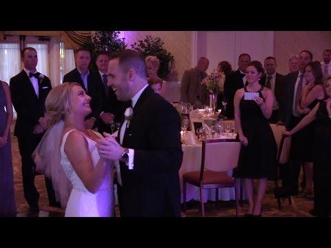 Amelia & Blake's Wedding Reception  First Dance