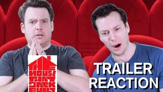 The House That Jack Built - Trailer Reaction