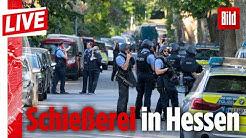 🔴 Polizei-Großeinsatz: Drei Verletzte bei einer Schießerei in Darmstadt | LIVE vom 7.5.20