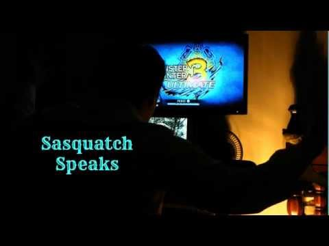 Sasquatch Speaks 64:  Part of the Last Chapter