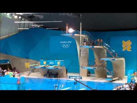 Matthew Mitcham Diving, London Olympics