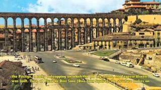 Spain: Segovia, Aqueduct of Segovia