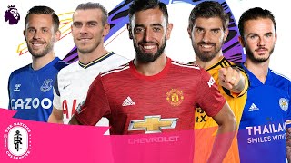 Best FREE-KICK takers in FIFA 21 | Premier League | Fernandes, Bale, Maddison, Neves & more! | AD