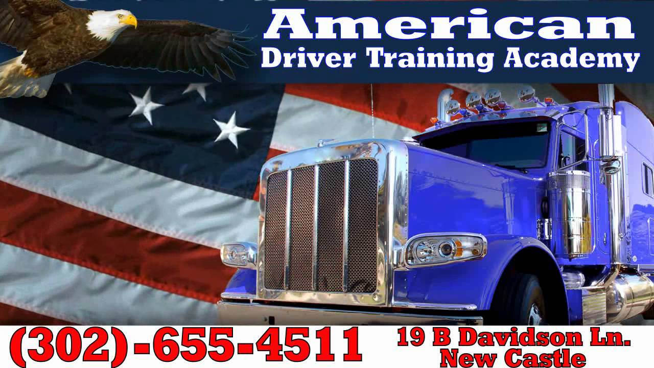 CDL Truck Training in DE NJ MD and PA
