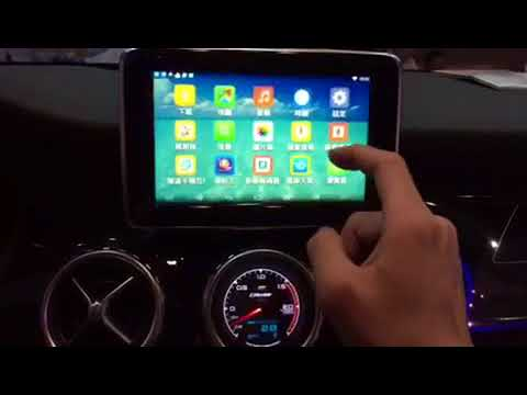 Mercedes Benz NTG 5.0 Android 4.4 Video Interface By Lsailt