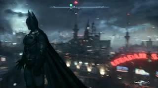Batman  Arkham Knight Max Settings - GTX 1080 - 4K