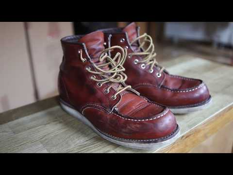 Red Wing Boots 3 month review - Red Wing Shoes Company.