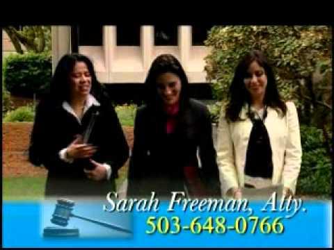 Sarah Freeman - Kehoe Law Offices - Attorney Hillsboro OR