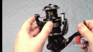 shimano Sustain SA6000FG Spinning Reel - J&H Tackle