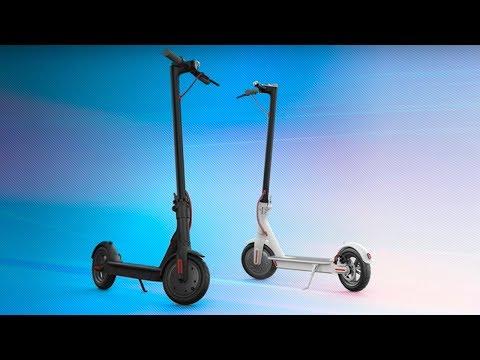 Обзор и сравнение электросамокатов Mijia Electric Scooter M365 и Mijia Electric Scooter M187