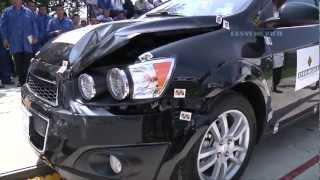 2010 Daewoo Maitz/Chevrolet Spark NCAP Frontal Impact (KNCAP)